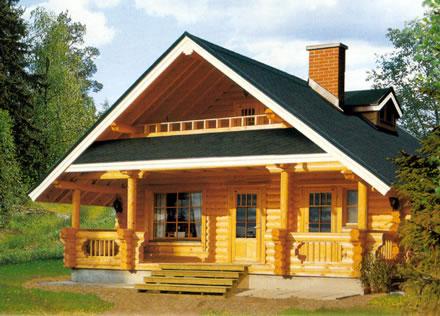 Классификация коттеджей и домов из клееного бруса