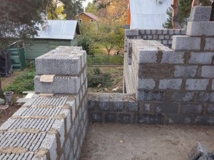Выбор строительных материалов для стен