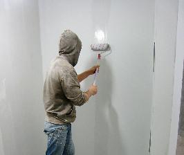 Самостоятельная облицовка стен