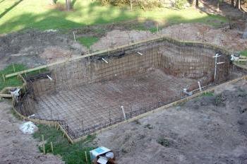 Сложно ли построить бассейн
